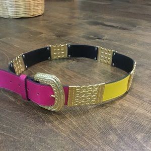 Accessories - 80's 90's style belt